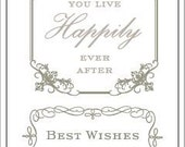 Beautiful Wedding Rub On Embellishments - Best Wishes - Anna Griffin - Cards - Tags - Gifts - Scrapbooks - FREE Shipping