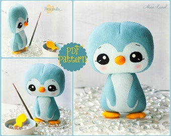 Penguin. PDF Pattern