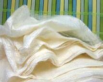 30 gram Value Pack Silk Hankies White
