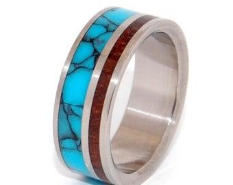 wedding rings, titanium rings, wood rings, mens rings, Titanium Wedding Bands, Eco-Friendly Wedding Rings, Wedding Rings - LOVE BOUND