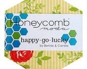 2 Happy go Lucky Honeycombs