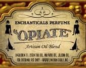 Opiate Gothic Artisan Perfume Oil - Unisex Scent 1/8 fl oz