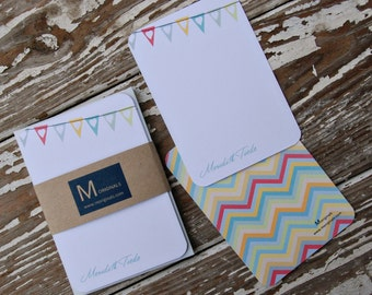 Personalized Note Cards - Melinda