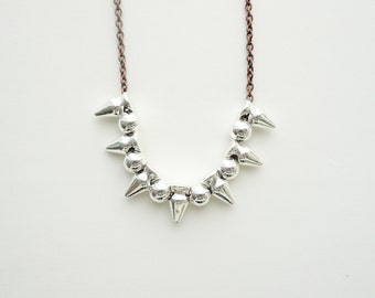 Spikes Necklace