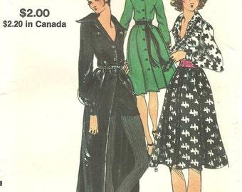 Vogue 8173 Dress Shorts sz 10 Vintage 1970s Pattern
