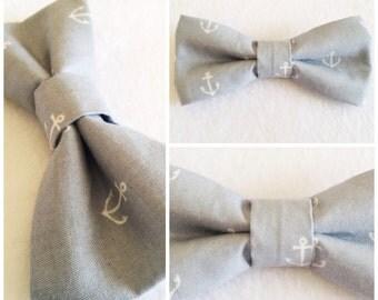 Items Similar To Gray Anchors Wet Bag Waterproof Cloth