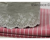 Beautiful Zakka Linen Lace 07