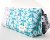 Personalized Cosmetic Makeup Bag - Modernology - Made to Order