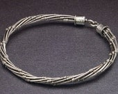 Twisted Wire Bangle Video Jewelry Tutorial