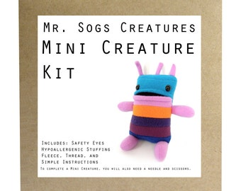 Mini Creature Kit - Roone