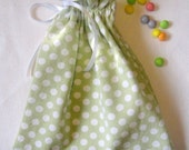 Polka Dot Gift Bag - tabachin