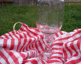 Redneck Wine Glasses - Pint