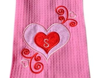 "Shop ""heart monogram font"" in Sewing & Needlecraft Supplies"