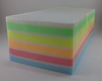 Luau Soap Loaf - Wholesale soap