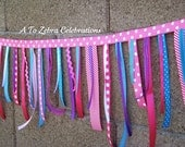 Cupcake Party Garland, Party Shoppe, Candyland, Barbie Party, Princess Party, Easter Party, Sweet Shoppe, Bubblegum party, Pony Party,