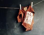 kimono onesie, Road Bike design, 0-3 months