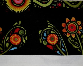 Folklorica Border Fabric 8 1/2 Yards