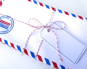 Air Mail Envelopes 1 set of 5