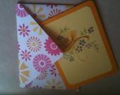 Easter Basket Blank Card