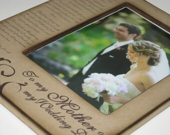 Sentimental Wedding Gifts For Mom : ... Gift for Mom on Wedding Day with Sentimental Poem - Personalized