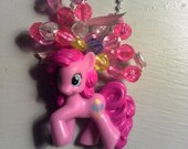 Pinkie Pie My Little Pony Friendship is Magic Necklace
