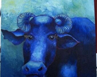 Big bleu buffalo
