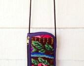 vintage eyeglass holder // phone case // small purse