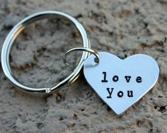 Key chain -- Heart