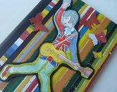 Beatles Lives Composition Book