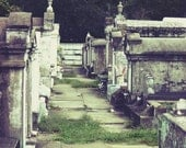 Lafayette Cemetery No. 1 Two - 8 x 10 Photography Fine Art