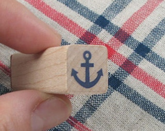 Anchor Mini Stamp (0.5 x 0.5in)