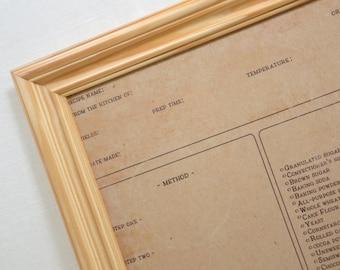 Popular Items For Framed Memo Board On Etsy