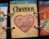 vintage cereal box bracelet