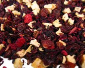 1 oz Wonderful Raspberry Hibiscus herbal tea