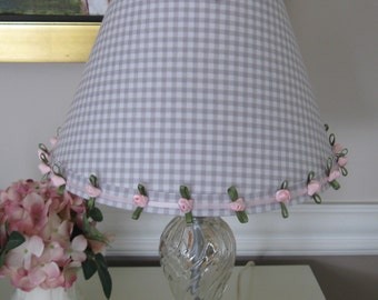 Wonderful Lamp Shade for Young Girl or Babys Room