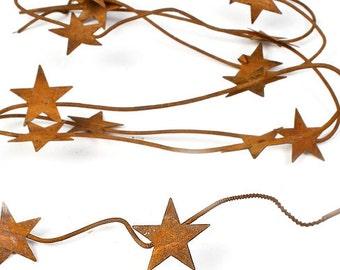 Rusty Star Etsy