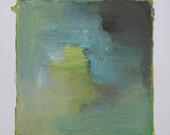 Water No. 81  Oil on canvas