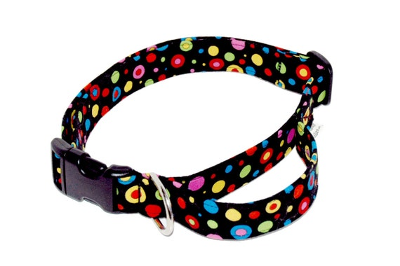 Flyball/Agility Collar,, Choose your Fabric