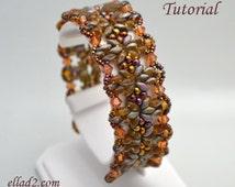 Tutorial Annelies Bracelet - Instant download PDF
