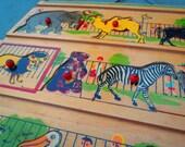 Simplex Zoo Puzzle