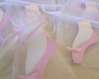 Ballerina, ballerina party, ballerina favor bags,ballerina party decorations, ballerina birthday decor, ballerina party centerpiece