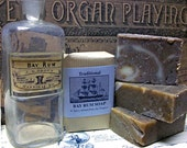 BAY RUM SOAP Handcrafted Bath Bars Best Seller