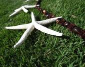 Starfish Seashell Garland
