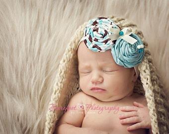 baby headband, newborn photography prop, infant headband