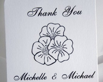 Wedding Favor Tag - Floral  Favor Tag - Personalized Gift Tag