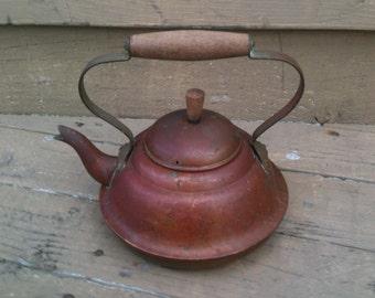 Vintage Copper Teapot Revereware