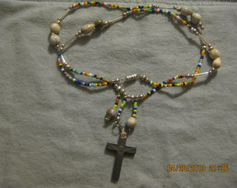 Cross and Beads