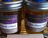 Organic Hawaii Lavender Infused Honey