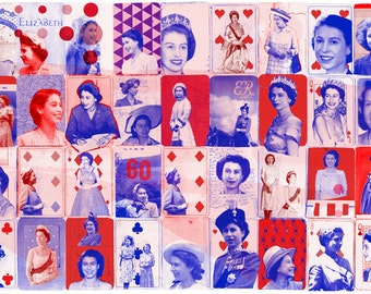 Jubilee Giclee Limited Edition print.