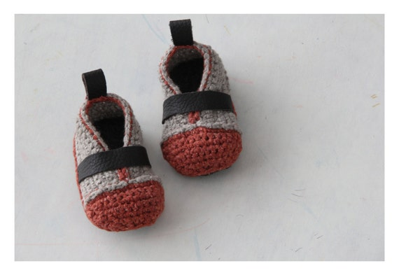 Reserved for Emily: Booties Made for Walking - Toddler U.S. sizes 3-13